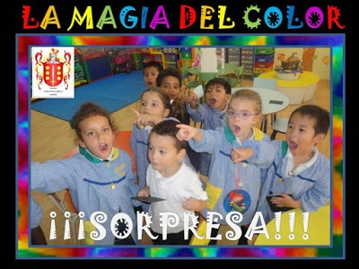 LA MAGIA DEL COLOR