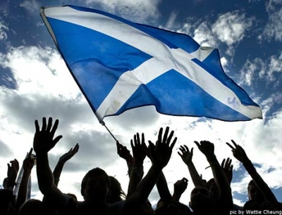 HAPPY SAINT ANDREW'S DAY!