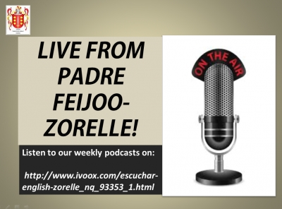 LIVE FROM PADRE FEIJOO ZORELLE!