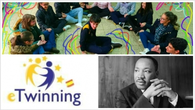 NOVO PROXECTO eTWINNING: I HAVE A DREAM