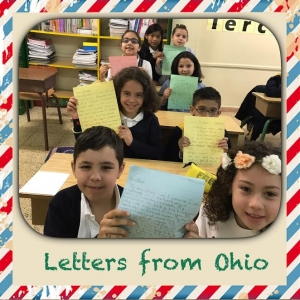 LETTERS FROM BUFFALO, OHIO